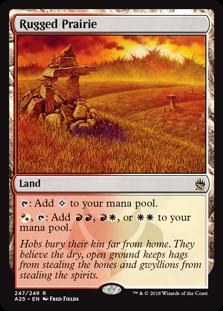 MTG Lands - MP: Colorless